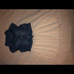 Toddler Guess Brand Dress